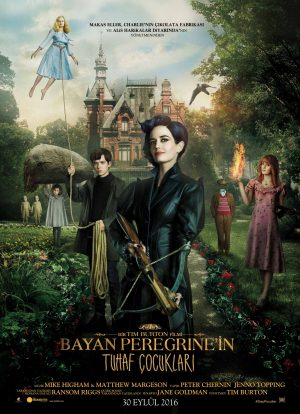 Bayan Peregrine'nin Tuhaf Çocukları