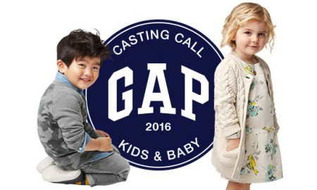 Gap Casting Call 2016