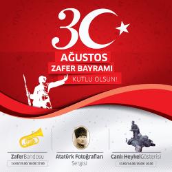 Otuz Ağustos Zafer Bayramı Coşkusu İzmir Park'ta!