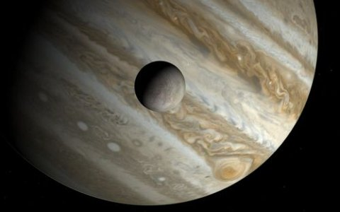 Jüpiter Uydusu Europa
