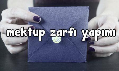 mektup-zarfi-yapimi