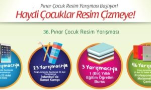 36. Pınar Resim Yarışması 2016