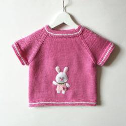 desenli bebek yeleği modelleri