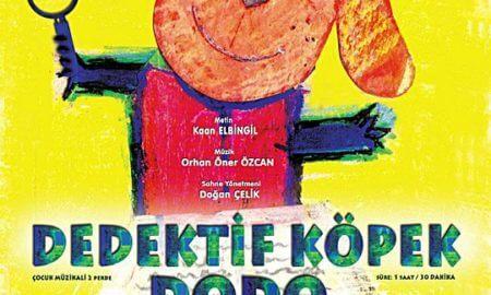 Dedektif Köpek Dodo Müzikali İstanbul çocuk etkinlikleri