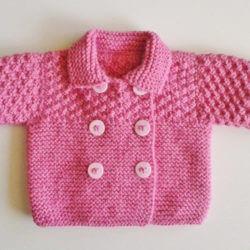 kız bebek için yelek modelleri