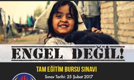 Türk Eğitim Derneği (TED) Tam Bursluluk Sınavı 2017