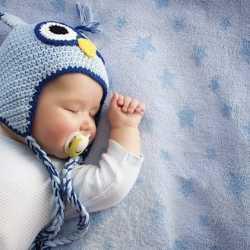 bebekler nasıl uyur