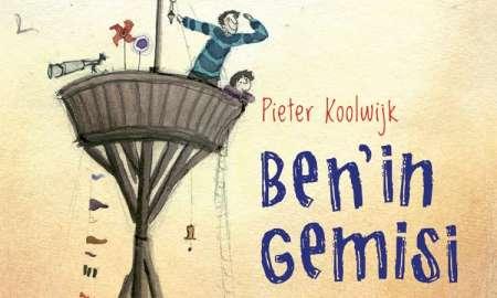 Ben'in Gemisi çocuk kitapları