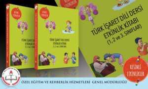işitme engelliler için kitap
