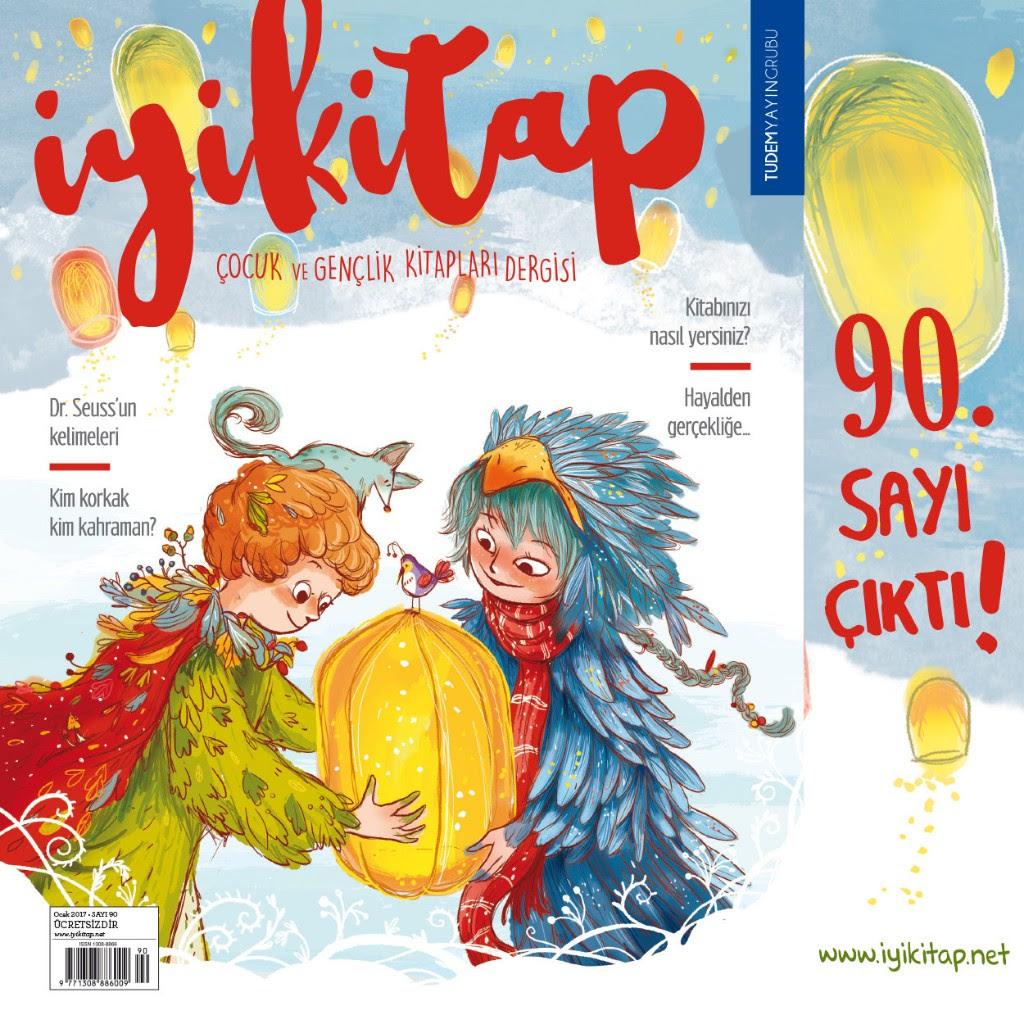 İyi Kitap Dergisi Ocak 2017
