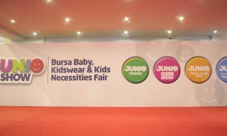 Junio Show Bebek ve Çocuk Giyim Fuarı