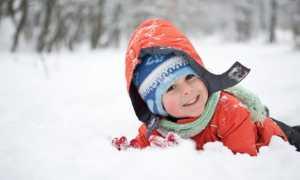 Kar Tatili ve çocuk