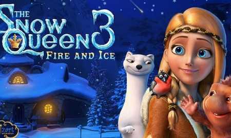 Karlar Kraliçesi: Ateş ve Buz fragman