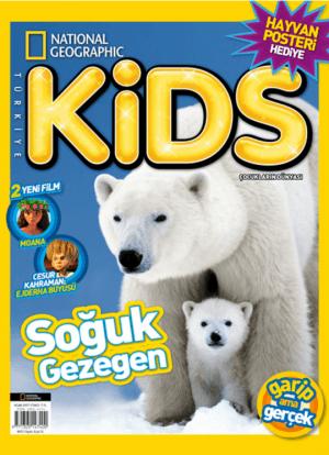 National Geographic Kids 2017 Ocak