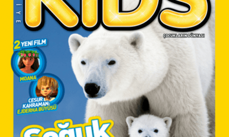 National Geographic Kids 2017 Ocak