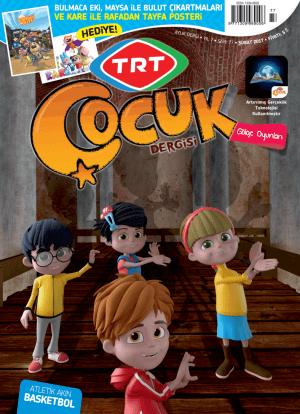 TRT Çocuk Dergisi Şubat 2017