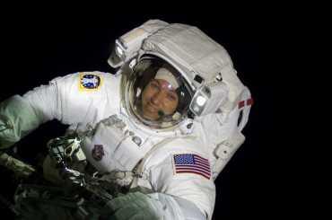 Astronot Crewmates Güvenli Şekilde Geri Döndü