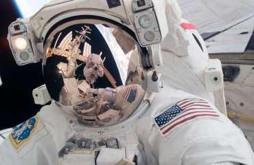 Astronot Son Testlerini Yapıyor