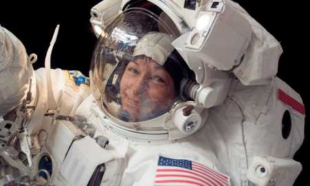 Kadın Astronotlar Nasa