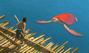 kırmızı kaplumbağa fragman