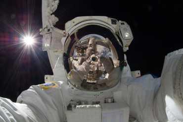Nasa'nın Astronot Çalışmaları