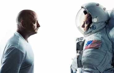 Astronot vs Scott Kelly