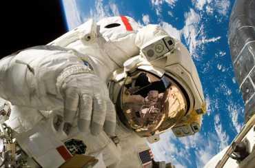 STS 121'in Uçuştaki 9. Günü