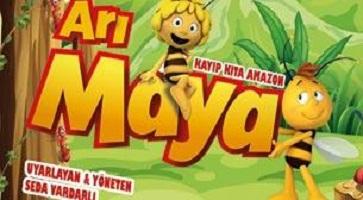 arı maya çocuk etkinlikleri