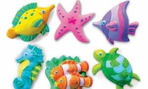 deniz canlıları atölye
