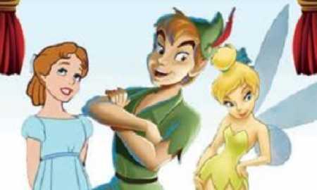 peter pan çocuk etkinlikleri