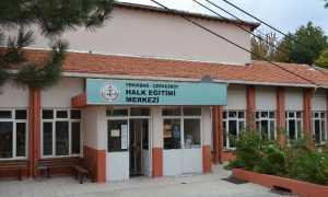 Tekirdağ halk eğitim merkezi