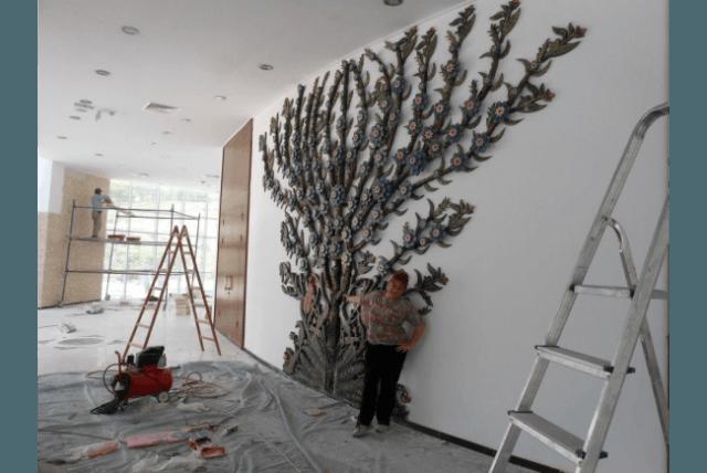 barış ağacı atölyesi