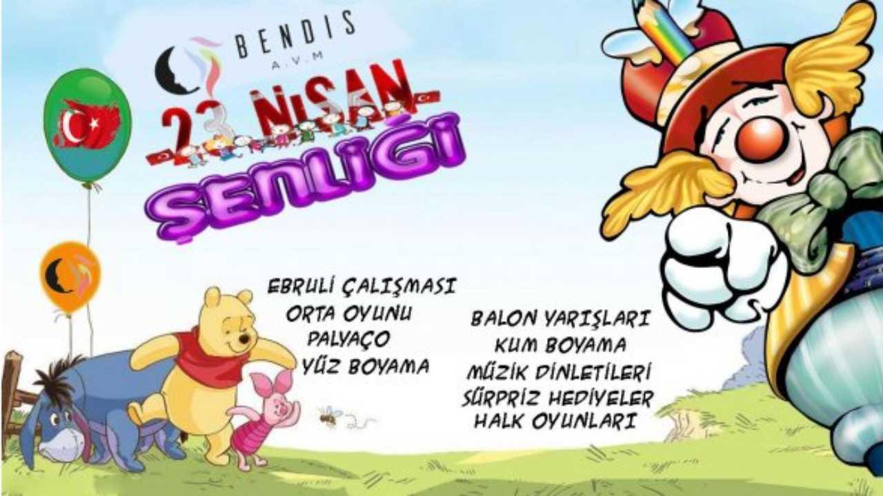 Edirne 23 Nisan Etkinlikleri 2017 Ulusal Egemenlik Ve Cocuk Bayrami