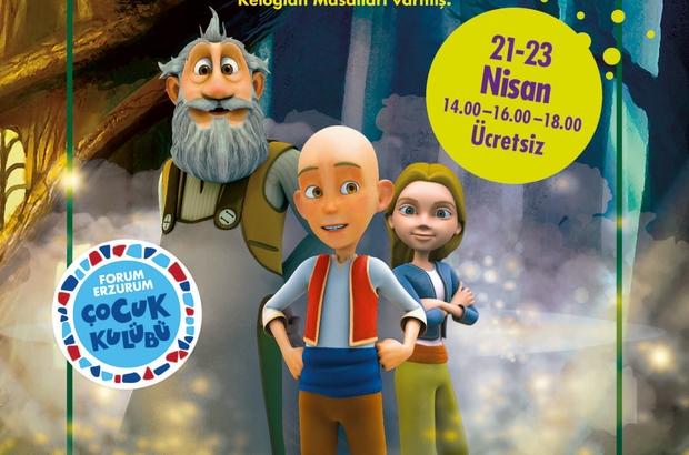 Erzurum 23 Nisan etkinlikleri