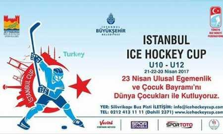 İstanbul Buz Hokeyi Şenliği 23 Nisan Etkinlikleri
