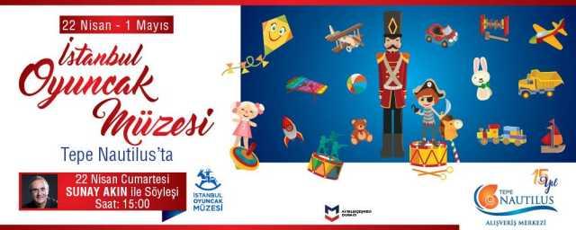istanbul oyuncak müzesi 23 nisan etkinlikleri