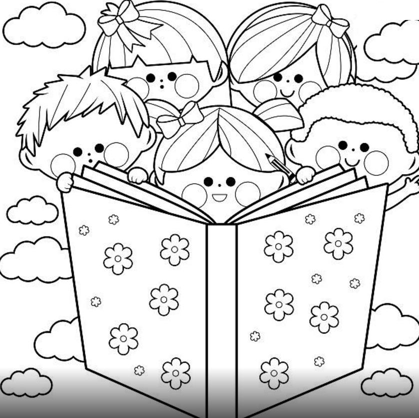 Kitap Boyama Sayfası Forumkenticom
