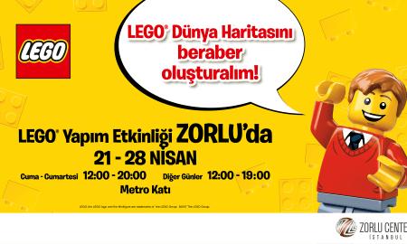 lego yapımı ücretsiz etkinlikler