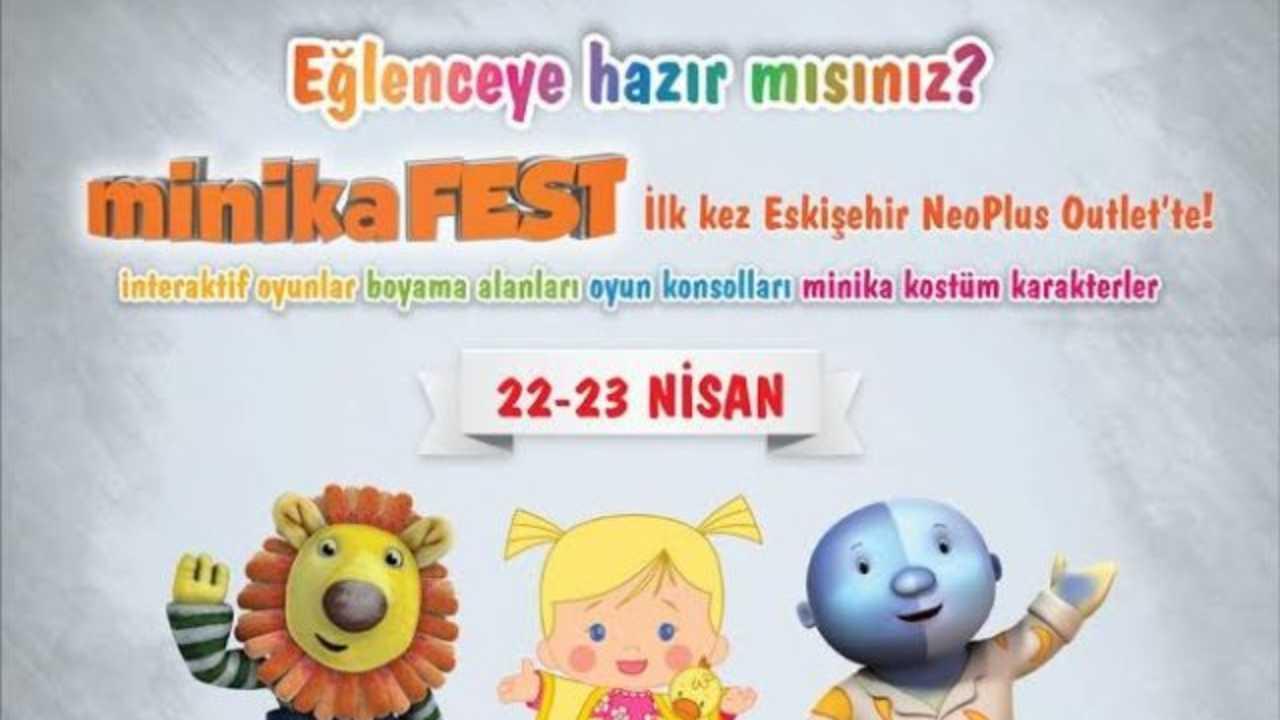 Minikafest Eskisehir 23 Nisan Etkinlikleri 2017 Cicicee