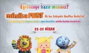 Minikafest Eskişehir 23 Nisan etkinlikleri