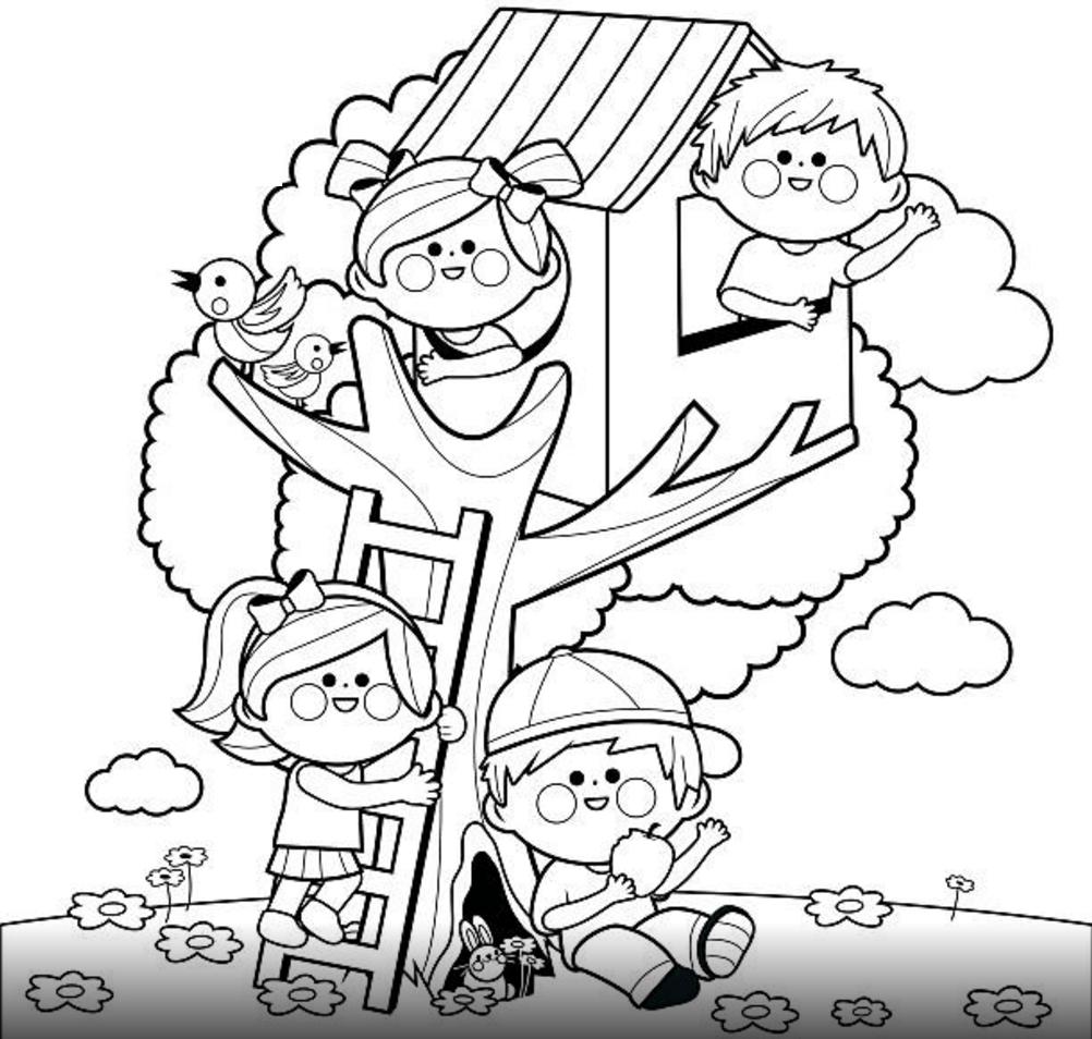 Orman Boyama Sayfası Cicicee