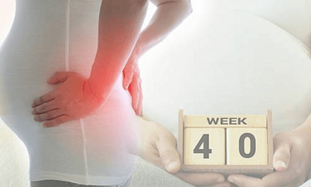 40 haftalık gebelik