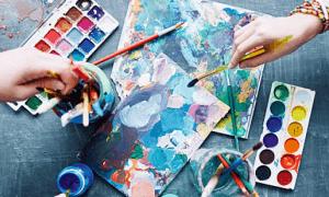Genç Ressamlar Resim Yarışması 2017