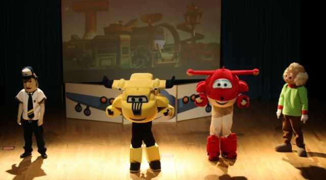 Harika Kanatlar müzikali çocuk etkinlikleri