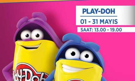 Play Doh park adana avm