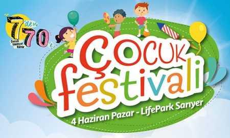 yedi yetmiş çocuk festivali