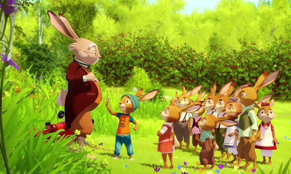 tavşan okulu fragman