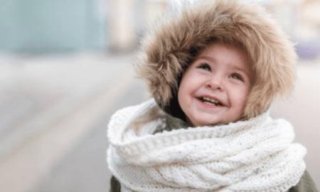 bebekler kışın nasıl Giydirilmeli?