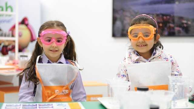 Basf Kids' Lab
