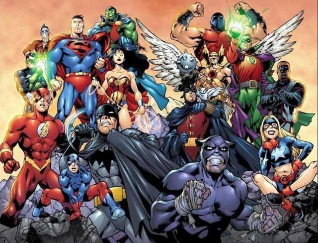 Marvel Karakterleri
